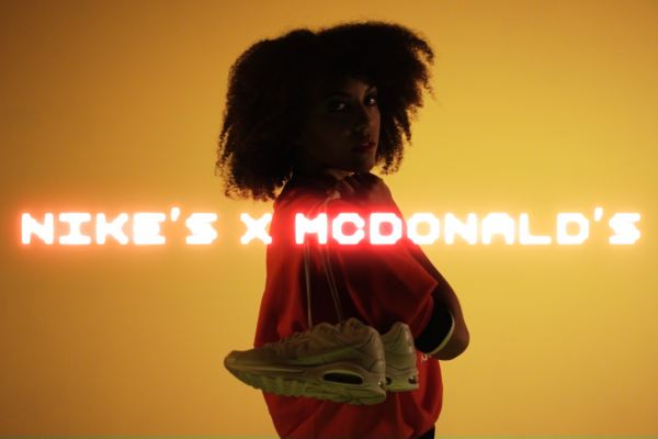 DISARSTAR – Nike's x McDonald's