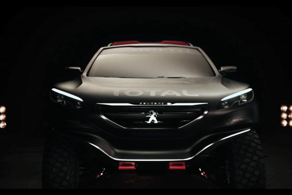 Peugeot Returns To Dakar