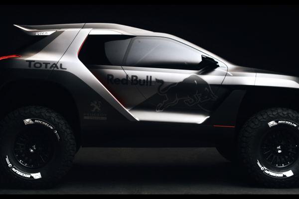 "Peugeot ""2008 DKR"""