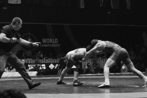 Perspectives: Wrestling